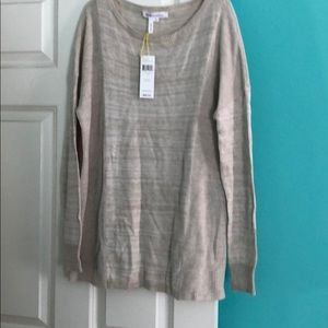BCBG never worn sweater